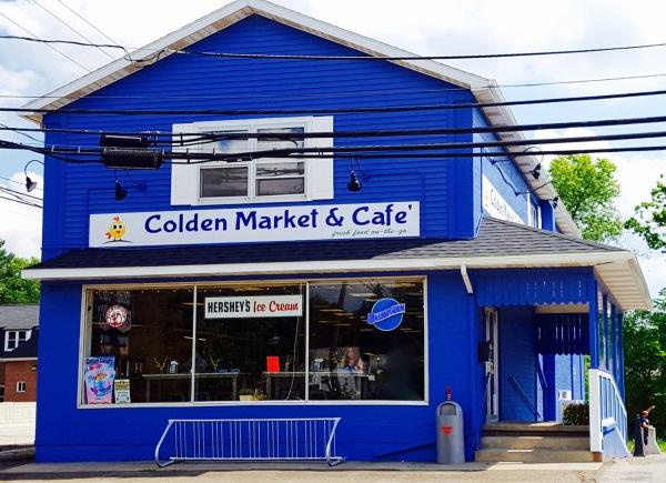 colden market