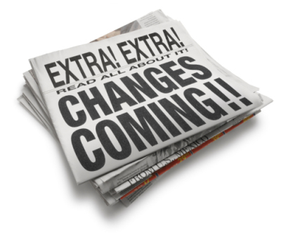 Evolve HR Updates and change