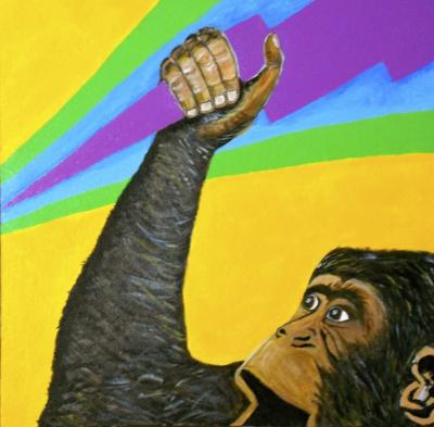 Monkey Brains **SOLD**