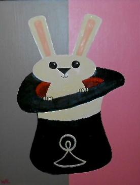 Magicians,Occult, Rabbits