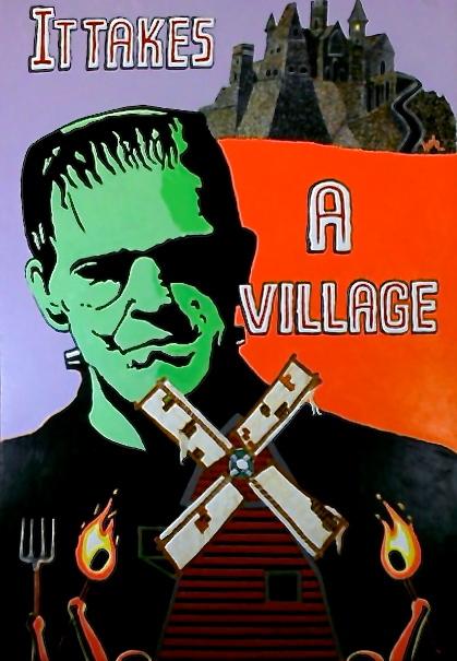 Horror movies, Frankenstein