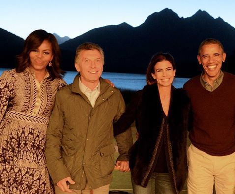 Obama Declares a New Partnership After Talks With Argentine Leader
