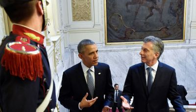 Obama's Visit to Argentina Exposes a Nation Struggling to Grow