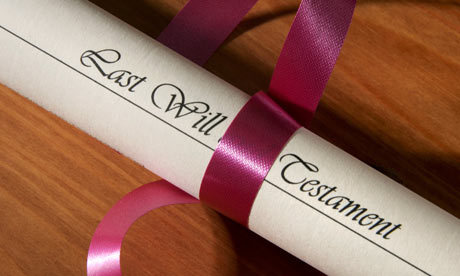 How Do I Change My Last Will & Testament?