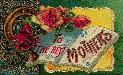 MOTHER'S DAY, Where did it come from?