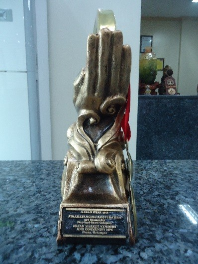 IMVCMPC: 3RD RUNNER-UP FOR THE GAWAD PITAK NATIONAL AWARD
