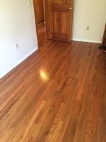 Hardwood Floor Installation, Moldings installation