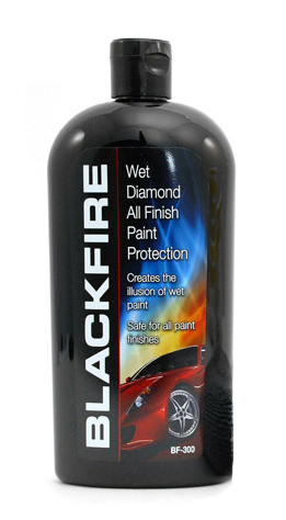 Product Review: Blackfire Wet Diamond All Finish Paint Protection