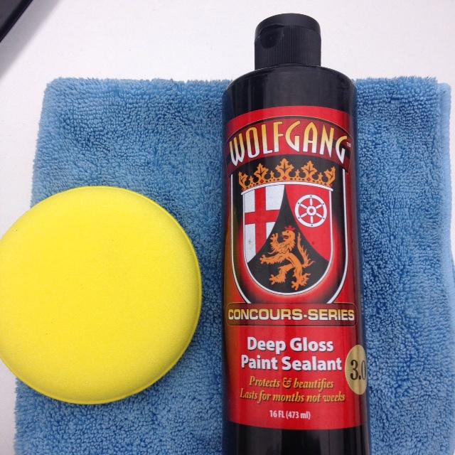 Product Review: Wolfgang Deep Gloss Paint Sealant 3.0