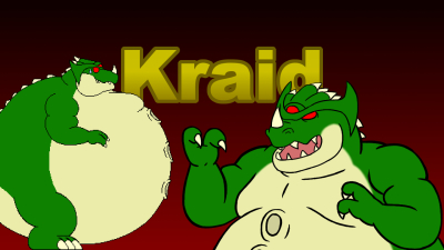 Kraid for RIG2!
