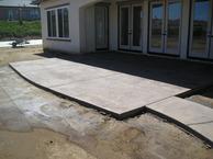 Custom design concrete