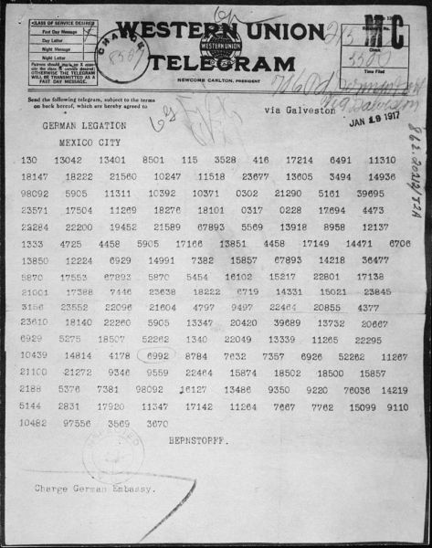 THE TELEGRAM