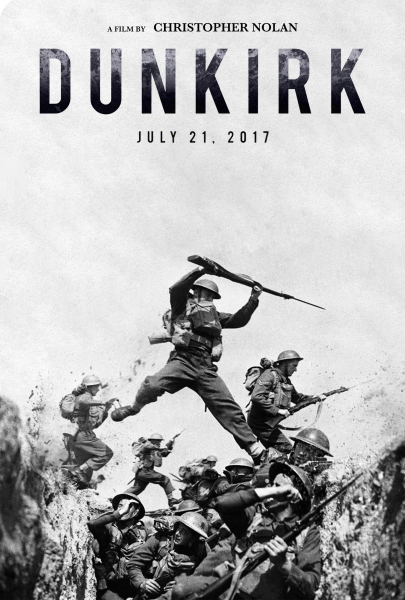 Dunkirk movie poster idea