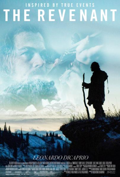 The Revenant Movie Poster idea
