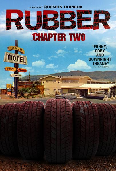 Rubber 2 Movie Poster idea