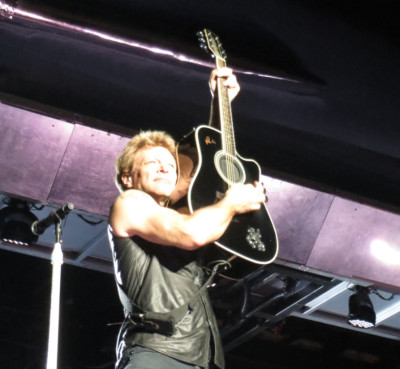 How Bon Jovi Could  Bring World Peace
