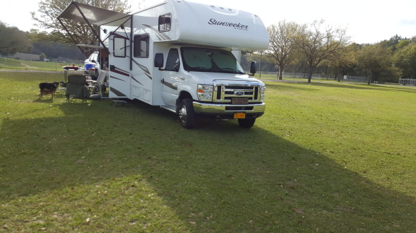 Boondocking in Florida