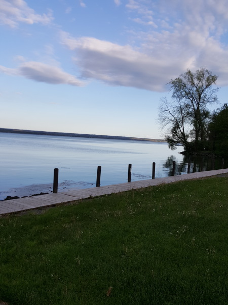 Cayuga Lake State Park - a jewel of New York's state parks