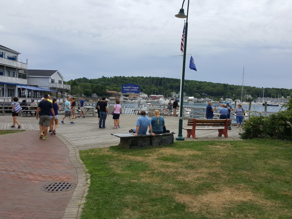 Boothbay Harbor, final day