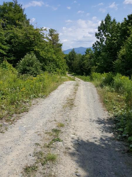 Hiking and touring around Moosehead Lake