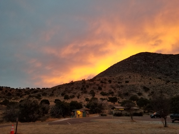 Guadalupe Mountains-Texas tallest mountains