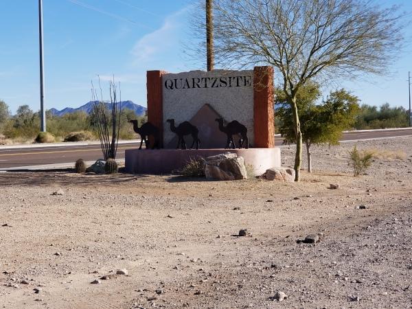 Quartzsite, Arizona-the middle nowhere
