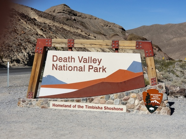 RV-Dreams Reunion Rally and Death Valley National Park, what a combo