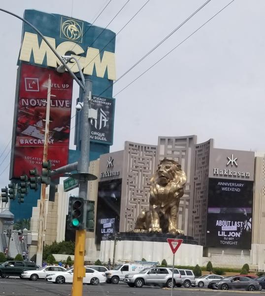 Las Vegas, adventures everywhere