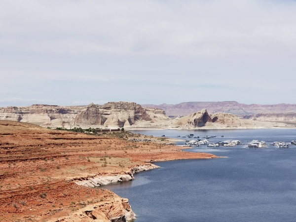 Glen Canyon National Recreation Area-Page, Arizona