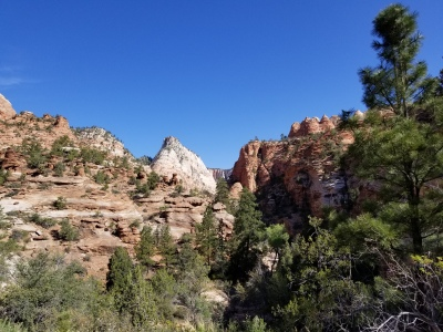Zion National Park-a place of peace
