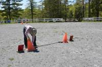 Measuring Cone Distance