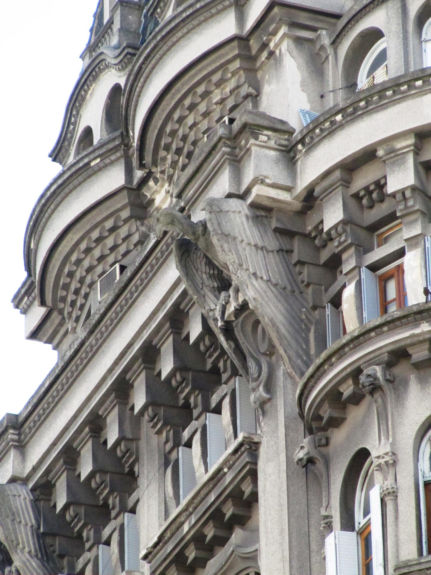 Buenos Aires Capital Art Nouveau