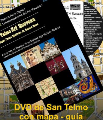 DVD de San Telmo y el Casco Histórico