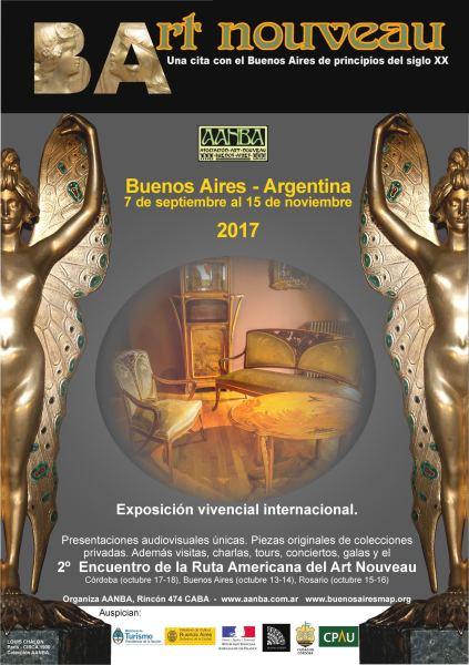 The Art Nouveau & Antiques EXPO