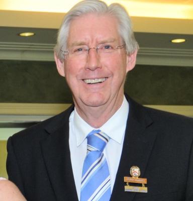 Clr Steve Russell  Mayor of Hornsby