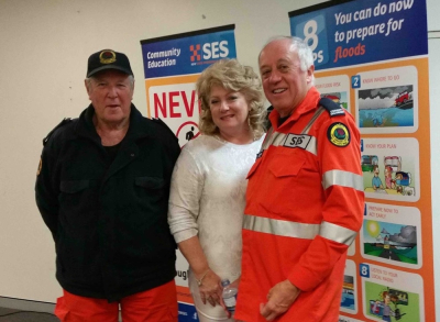 Warren Smith & Ryde SES