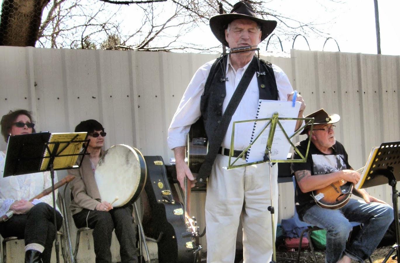 Allen Davis Folk Group