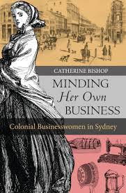 """Dr Catherine Bishop - Author  """"Minding Her Own Business"""""""