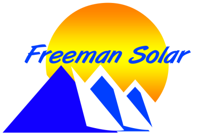 Freeman Solar, Solar Panel Install, Utah Home Solar Panels