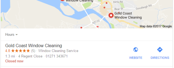 Gold Coast Window Cleaning Testimonials