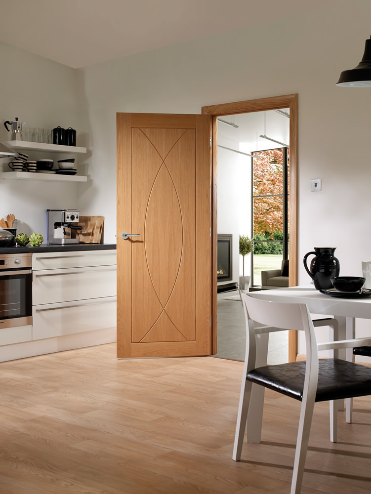 Purio Solid Oak Internal Door