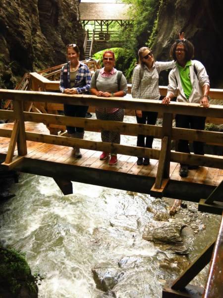 Krimmal Waterfalls