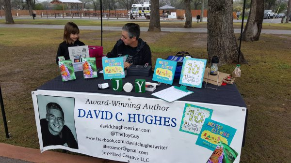 David C. Hughes, Author, Writer, Editor, Teacher