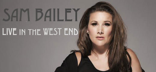 Sam Bailey: Live In The West End (Lyric Theatre, London 2015)