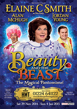 Beauty & The Beast (His Majesty's Theatre, Aberdeen 2014/15)