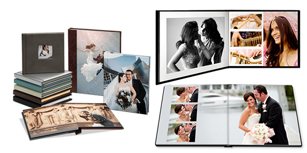 Wedding Albums - Leather or Photo Cover