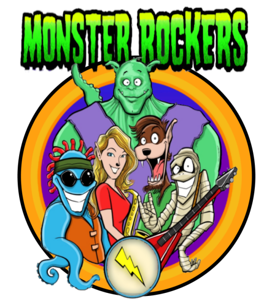 Monster Rockers Group Logo