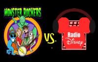 Monsters vs Radio Disney