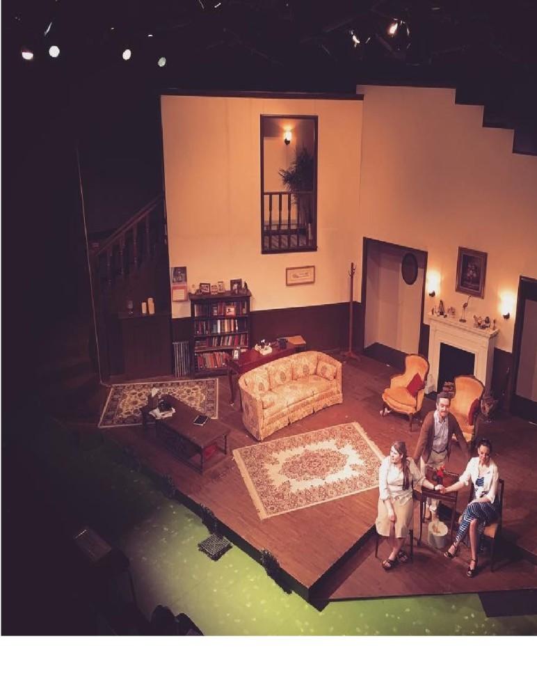 "Directing the College Production: ""Vanya and Sonya and Masha and Spike"" Part 2"
