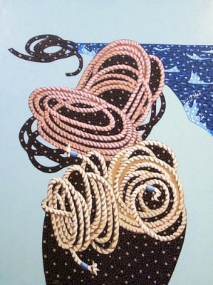 Rope and the Deep Blue Sea